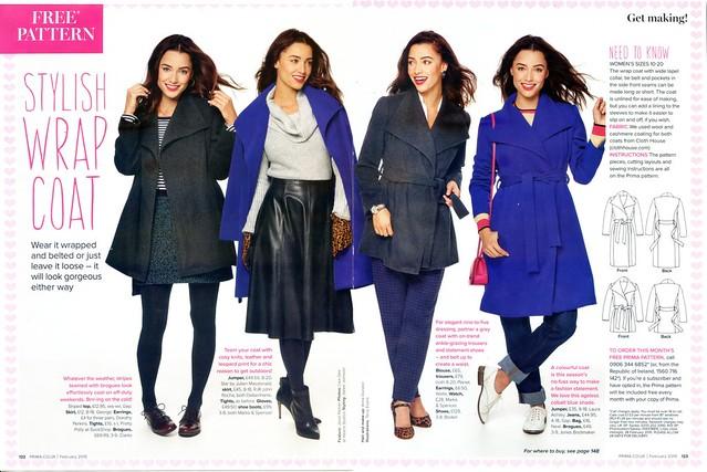 Prima Magazine - Pattern, February 2015 (02)