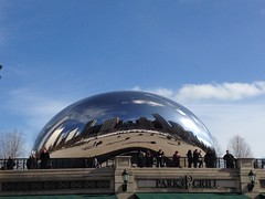 Cloud Gate (a.k.a. The Bean)