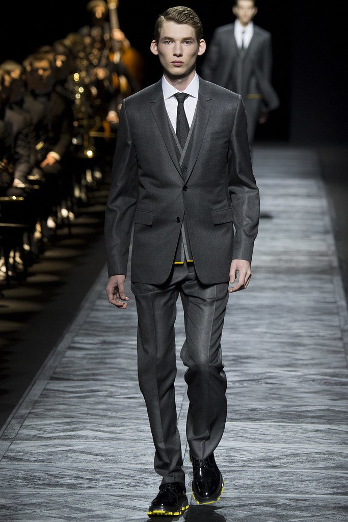 FW15 Paris Dior Homme036_Tancrede Scalabre(VOGUE)