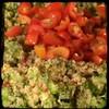 #CucinaDelloZio - #Homemade #QuinoaSalad