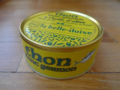 Albacore Tuna from La Belle-Iloise