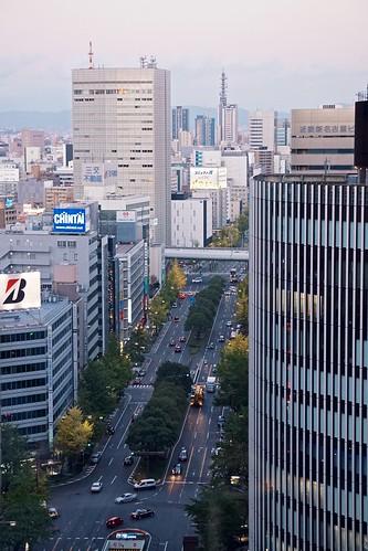 building japan skyscraper sunrise cityscape sony nagoya 日本 名古屋 ビル 高層ビル apsc sakuradori 桜通 sel55210 e55210mmf4563oss ©jakejung