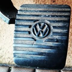 #Volkswagen #Vanagon brake #VW #1986 #Logo #Germany