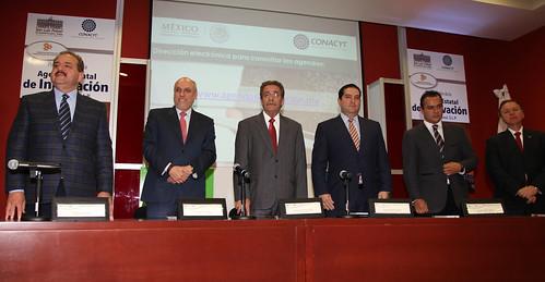 Anuncia CONACYT inversión de mil mdp en el 2015 para agenda de innovación