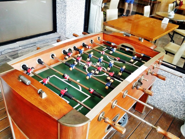 Jimei Homestay 09 - Foosball Table