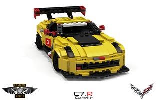 Chevrolet Corvette C7.R Racer