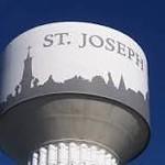 St. Joseph water tower