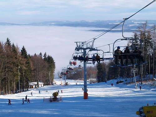 Jednodenní osobní skipas do skiareálu MONÍNEC pro předplatitele