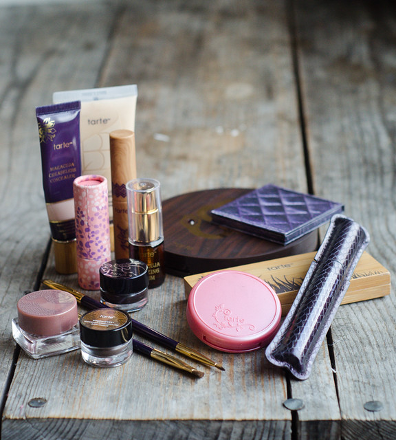 My Tarte Makeup Collection
