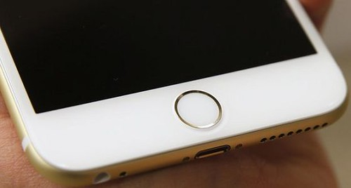 iphone6「Touch ID」