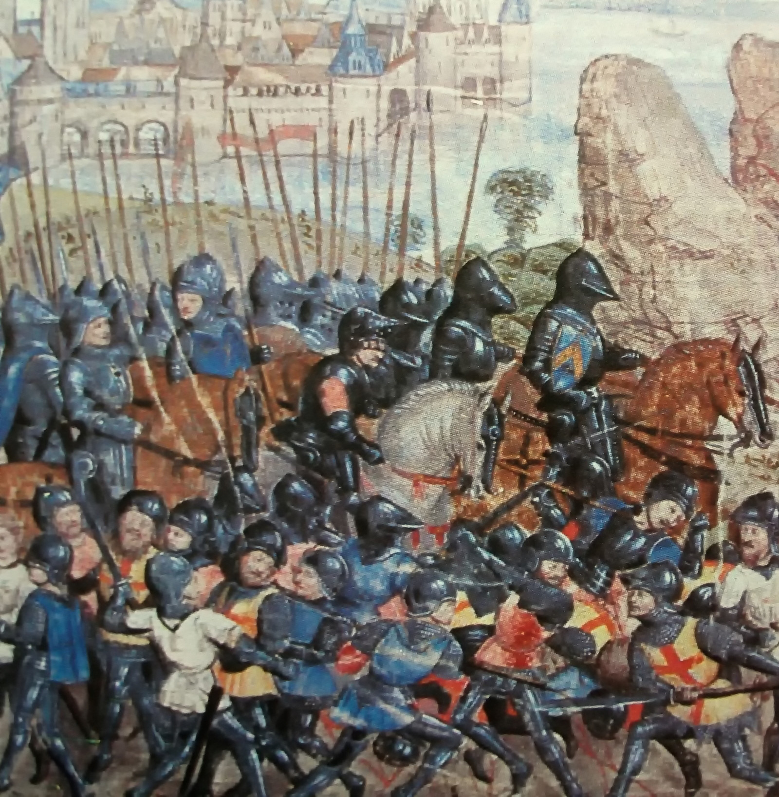 Medieval English Army