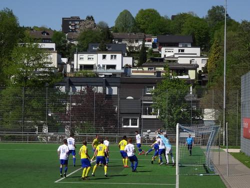 SpVg Dümmlinghausen-Bernberg 1:4 Rasensport 19 Bröltal (Kreisliga B)