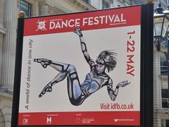 International Dance Festival 2016 Birmingham - Colmore Row