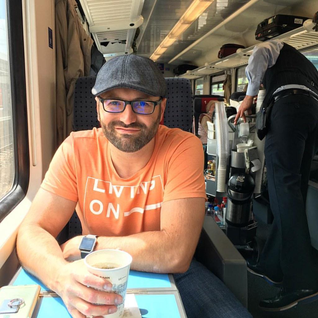 Boarded Eurocity (EC) Train to head to Zürich  5 hours of … | Flickr