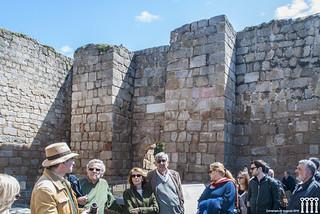 Bild av Alcazaba de Mérida. españa badajoz museo visita alcazaba mérida extremadura excursión patrimonio visigodo algibe patrimonioespañol hispanianostra turevent