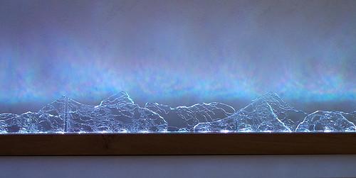 Horizon verre coul