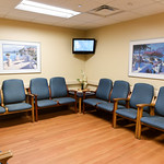 Hurley Outpatient Clinic Waiting Area 1