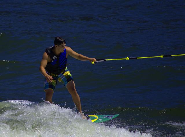 Surfboard Water Skiing