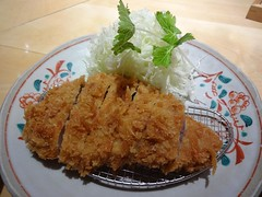 Tonkatsu Lunch @Katsu-Sen, Haneda International Ai…