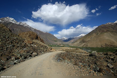 Ghizer-Chitral Road