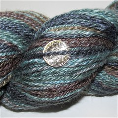 Tribe Handspun, close up