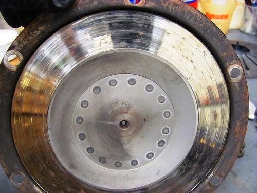 Clutch Pressure Plate Facing Transmission