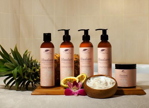 Heavenly Spa_Hualani Products, Photo Courtesy of The Westin Maui Resort & Spa