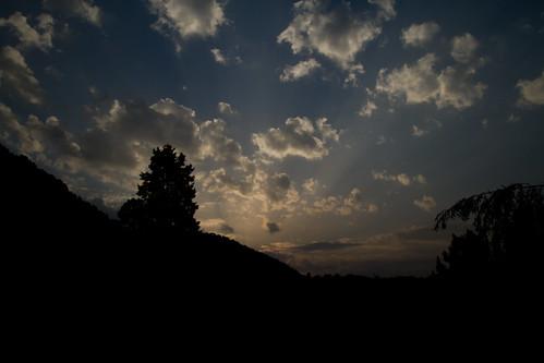 sunrise goodmorning nainital
