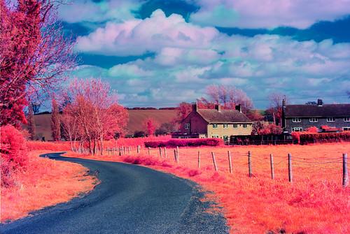 Lubenham Road, East Farndon [Multispectral]