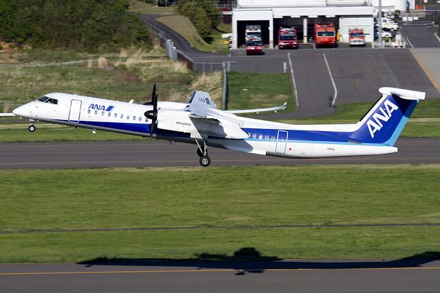 ANA Dash8 Q400