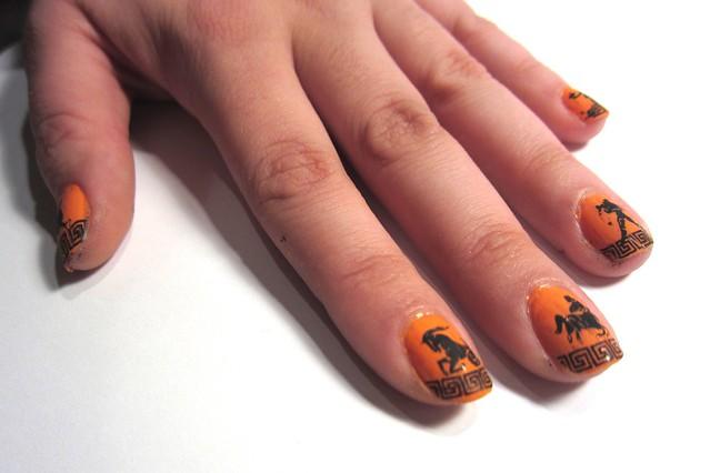 NYCR Nail art makealong
