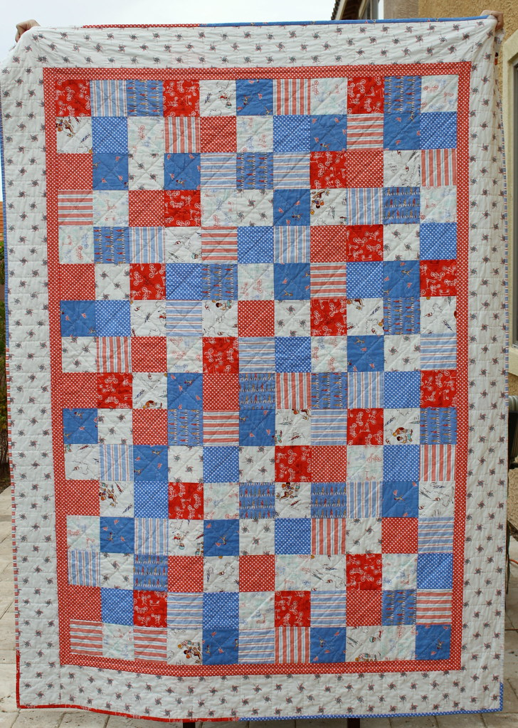 SJ Children at Play Quilt