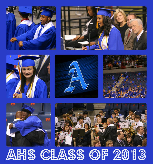 2013AHSgraduation Collage