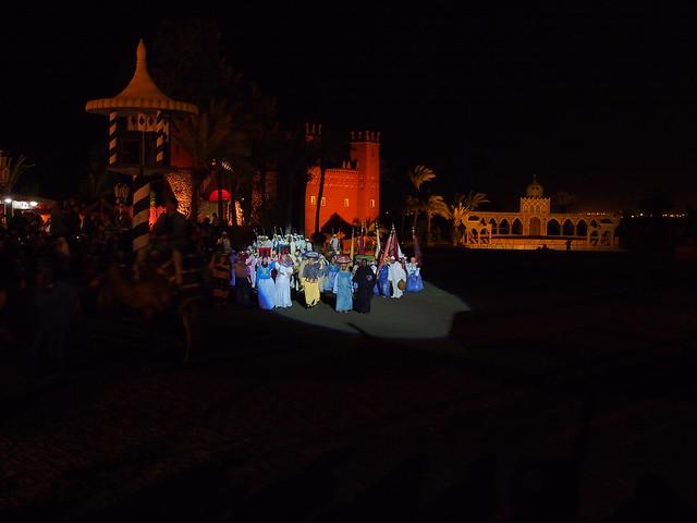 阿里之家表演-歌舞表演