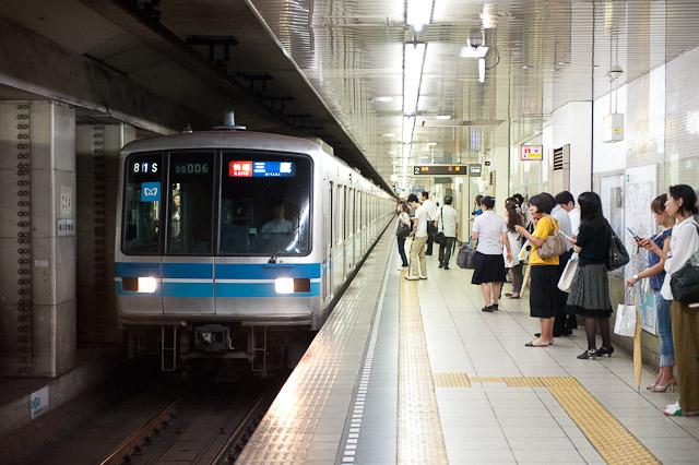 東京メトロ東西線05系 05-106F 営業運転最終日