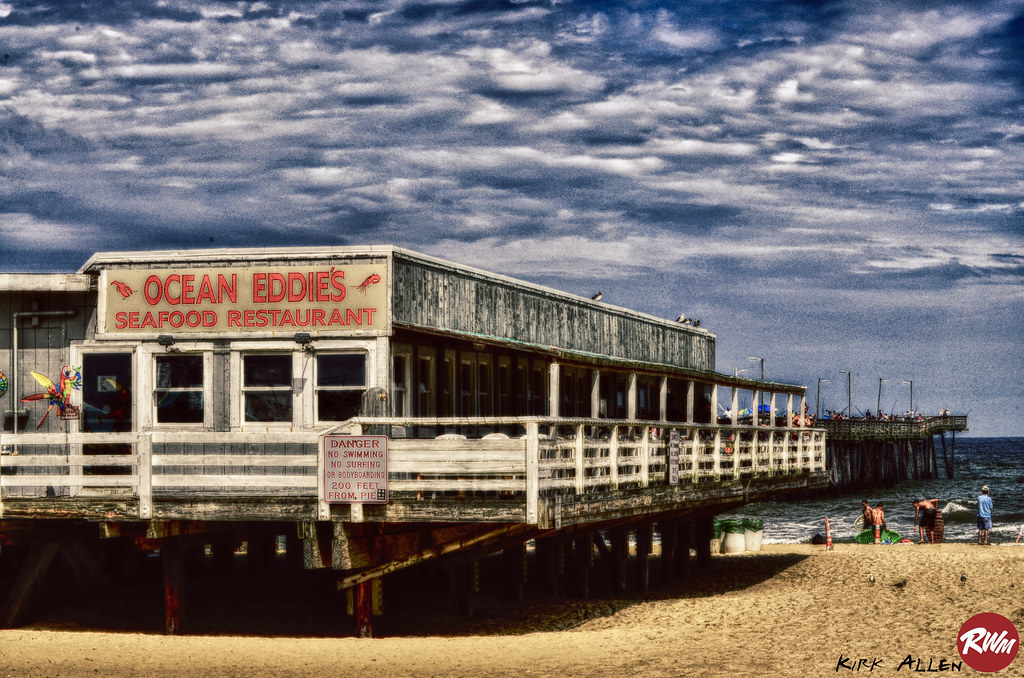Lynnhaven fishing pier a photo on flickriver for Lynnhaven fishing pier