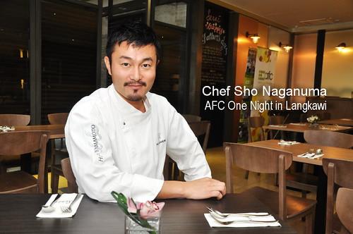 One Night in Langkawi Sho Naganuma