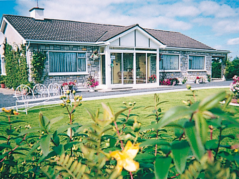Castleview House B&B in Adare County Limerick - B&B Ireland