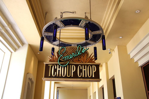 Emerils Tchoup Chop at Royal Pacific Universal Orlando Resort