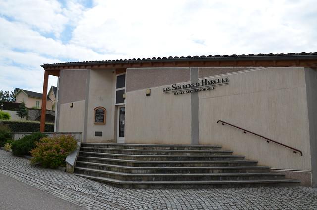Musée Les Sources d'Hercule, Deneuvre, France