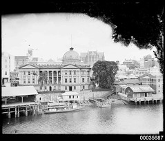 Customs House, Brisbane