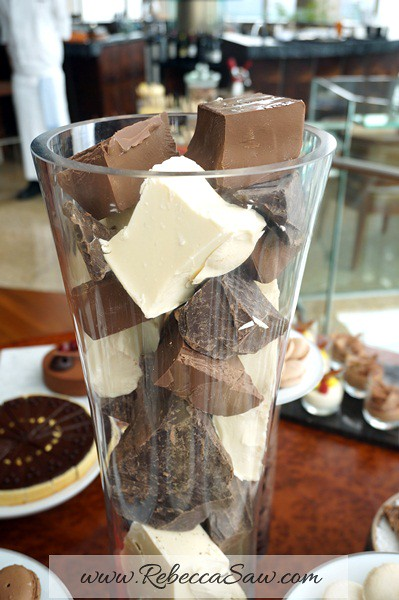 Afternoon Tea, Valrhona Chocolate Buffet -Thirty8, Grand Hyatt KL -014