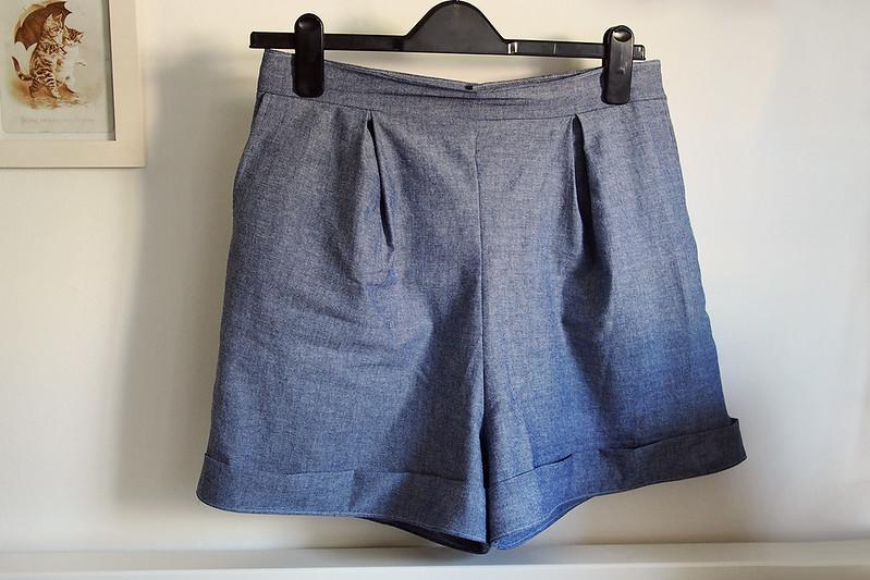 Burda shorts