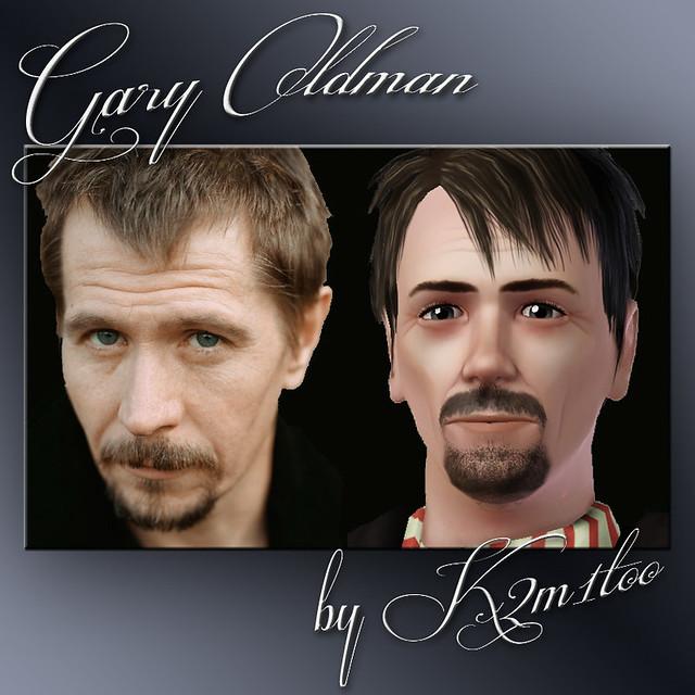 Gary Oldman - Covershot