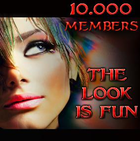 The look 10.000 members
