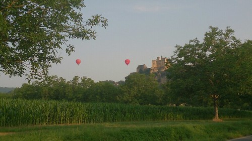 château de Beynac by montestier