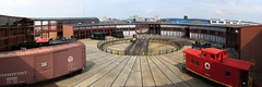 Steamtown Panorama