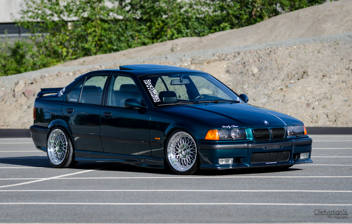 My Bmw E36 318is From Norway