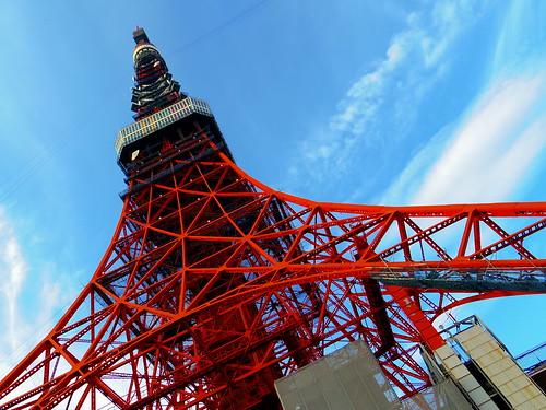 Tokyo Tower PENTAX Q10 02 STANDARD ZOOM