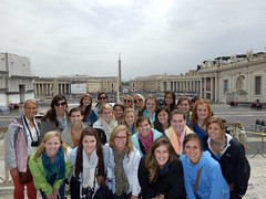 Auburn Abroad in Italy